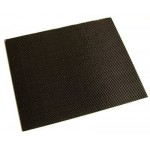 Carbon fiber plate 2 x 250 x 200 mm