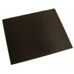 Carbon fiber plate 3 x 250 x 200 mm