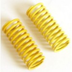 Damper spring 2,3 x 53 yellow, 2 pcs