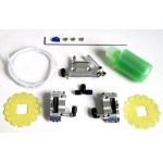 H.A.R.M. hydraulic brake, set