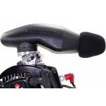 Airbox, Tourenwagen, N.R.G., Kunststoff, schwarz, Komplettset mit Adapter 10°