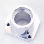 Getriebewellenhalter Aluminium