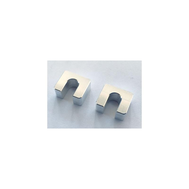 Camber adjustment plates 7mm, 2 pcs.