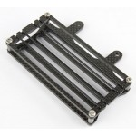 SX-4 Carbon Battery support Lipo Shorty 2s, set