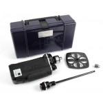 E-Motorstarter mit CFK-Lüfterradabdeckung, Set