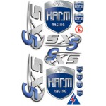 Aufklebesatz H.A.R.M. SX-5