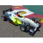 Samba Moca Formula 1 body