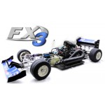 FX-3 Formel 1 Chassis