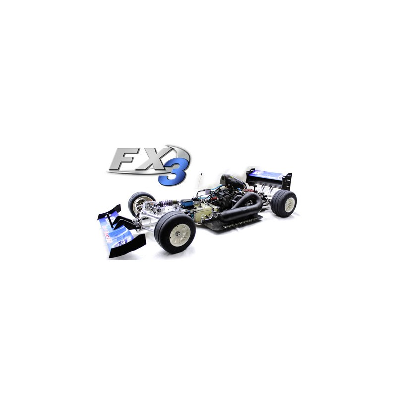 FX-3 Formula 1 Chassis