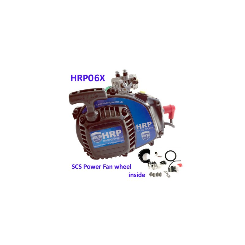 HRP06X tuning engine 23ccm