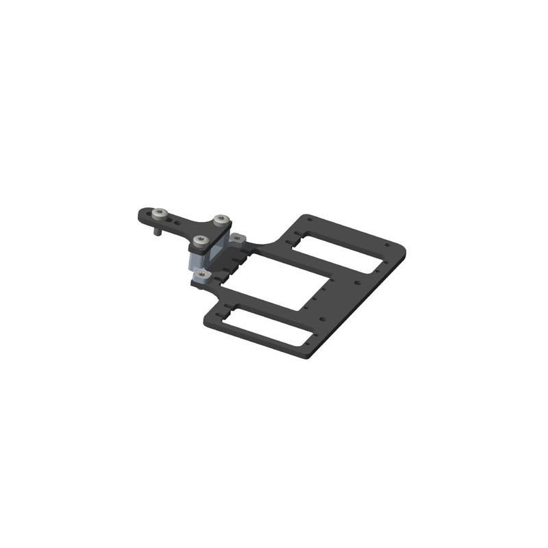Umrüstsatz Servosaverabstützung hinten SX-4/SX-5 Version 2019