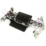 FX-3e Chassis Formula 1 e-Drive