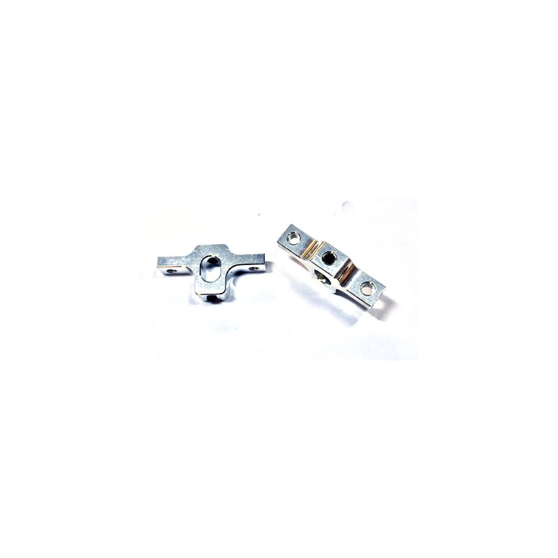 Stabilizer support screwed front inner, 2 pcs