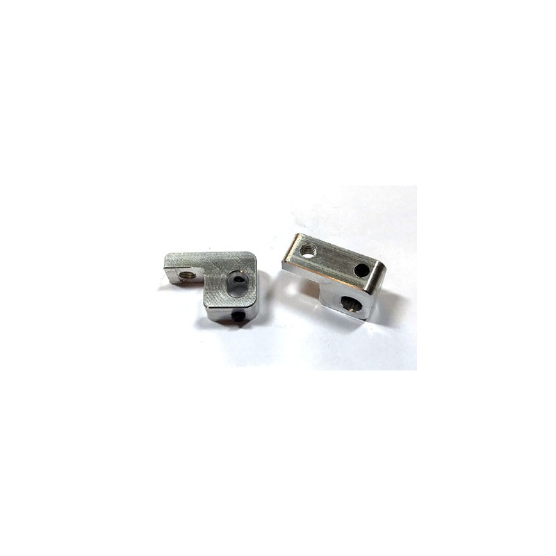 Support stabilizer rear inner screwed, 2 pcs