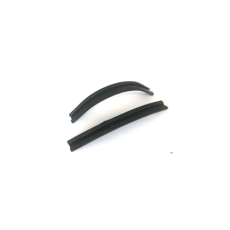 Rubber for pipe mounting, 2 pcs