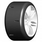 GRP slick tyre GWH03-M1, extrasoft, 1 Paar