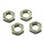 Wheel nut, 4 pcs.