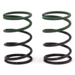 1/8 GT Performance Spring, 2.2mm green (hardness 0,60 kgf/mm), 2 pcs.