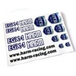 Decal H.A.R.M. EGX-1