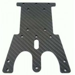 Reinforcement plate front 2005 3 mm