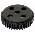 Plastic gear milled 39 teeth