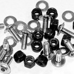 Carshell screws 13 pcs