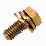 Screw M6x14 for fixation of the clutch
