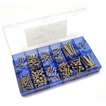 Torx Screw kit, 12 different types, 180 pcs.