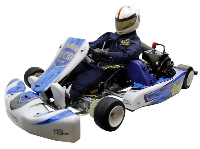 H A R M  Racing Kart RK-1 Kit - H A R M  Racing