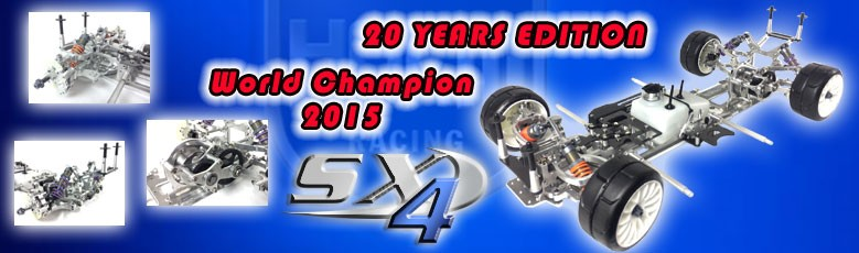 SX-4 Chassis 20 Years Edition