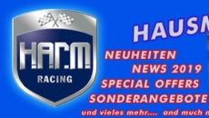 Hausmesse 2018 bei H.A.R.M. Racing in Gengenbach