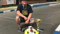 Erster Sieg für den neuen H.A.R.M. FX-3!