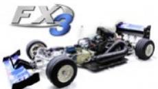 Das neue FX-3 Formel 1 Chassis ist in Produktion!