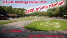 H.A.R.M. Challenge finals 2018