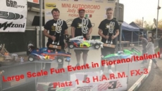 Successful start to the season for H.A.R.M. Racing!
